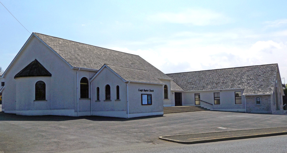 Coagh Baptist Front View